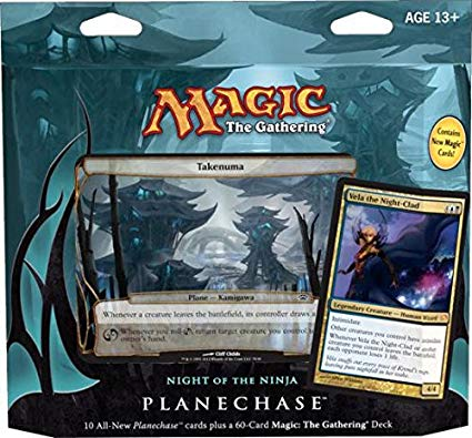 Magic: Planechase: Night of the Ninja