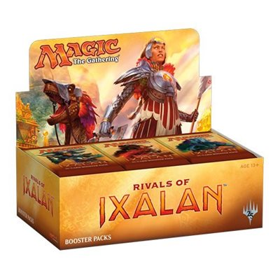 Magic: Rivals of Ixalan: Booster Pack