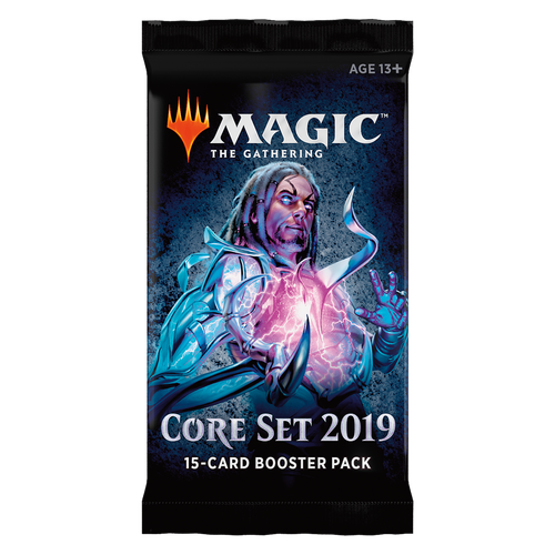 Magic The Gathering: 2019 Core Set: Booster Pack