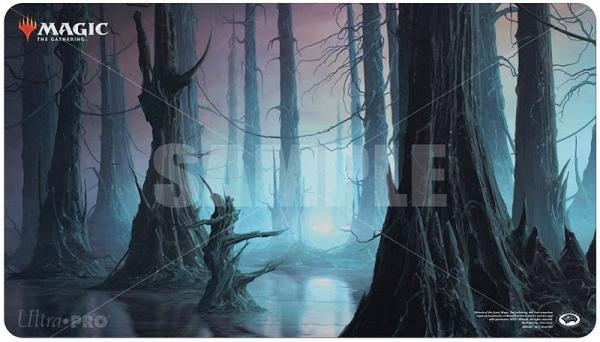 Magic: Unstable Play Mat - Swamp
