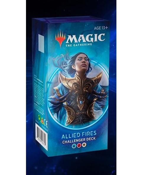 Magic the Gathering Challenger Decks 2020: ALLIED FIRES