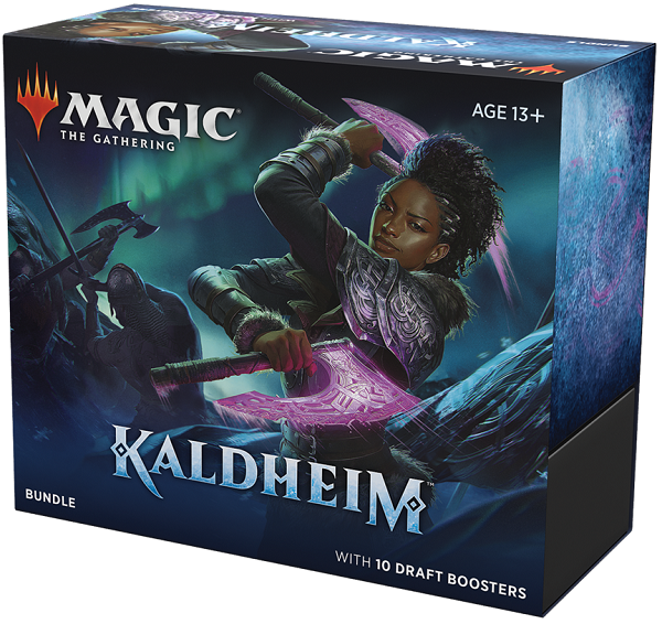 Magic the Gathering: Kaldheim: Booster Bundle