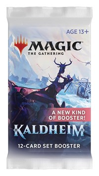 Magic the Gathering: Kaldheim: Set Booster Pack