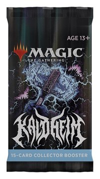 Magic the Gathering: Kaldheim: Collector Booster Pack
