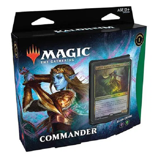 Magic the Gathering: Kaldheim: Commander Deck - Elven Empire