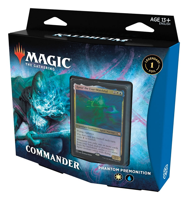 Magic the Gathering: Kaldheim: Commander Deck - Phantom Premonition