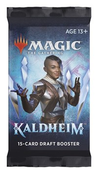 Magic the Gathering: Kaldheim: Draft Booster Pack