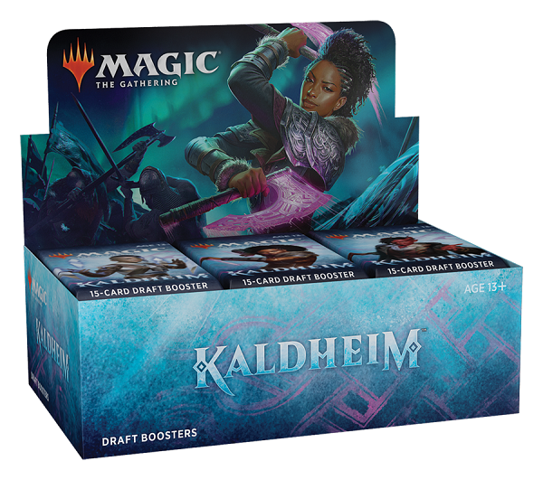Magic the Gathering: Kaldheim: Draft Booster Box