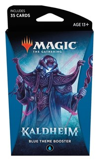 Magic the Gathering: Kaldheim: Theme Booster - Blue