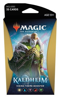 Magic the Gathering: Kaldheim: Theme Booster - Viking