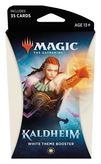 Magic the Gathering: Kaldheim: Theme Booster - White