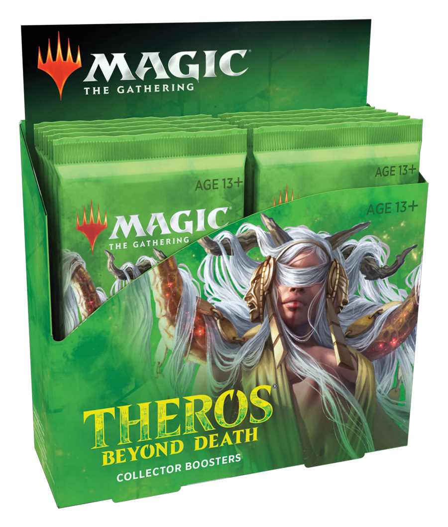 Magic the Gathering: Theros: Beyond Death - Collector Booster Box