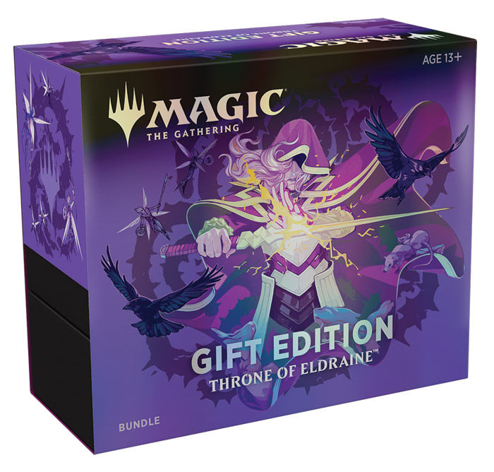 Magic the Gathering: Throne of Eldraine - Gift Edition Bundle