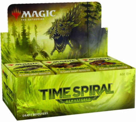 Magic the Gathering: Time Spiral Remastered Booster Box