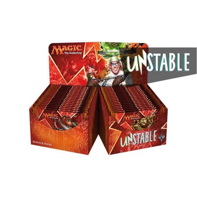 Magic the Gathering - Unstable Booster Pack