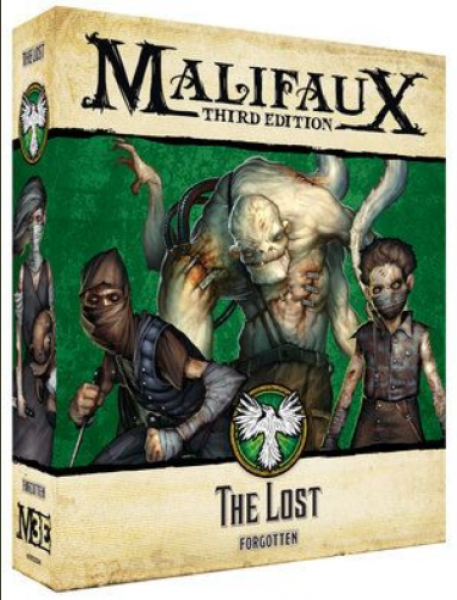 Malifaux 3e-Resurrectionists: The Lost