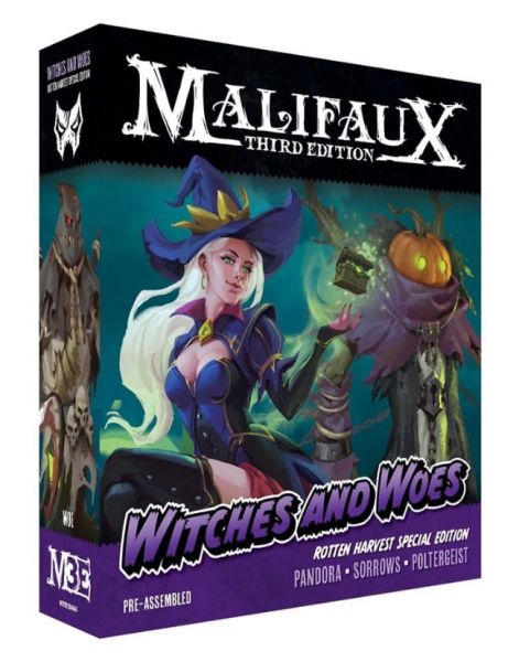 Malifaux 3e: Witches And Woes Rotten Harvest Special Edition