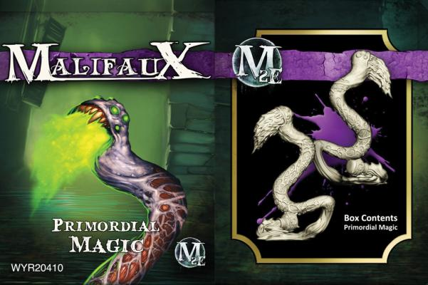 Malifaux: Neverborn: Primordial Magic