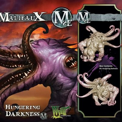 Malifaux: Neverborn/ Ten Thunders: ALT. HUNGERING DARKNESS