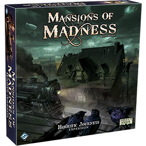 Mansions of Madness (2nd Edition): Horrific Journeys