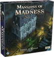 Mansions of Madness (2nd Edition): Streets of Arkham - FFGMAD25 [841333104535]