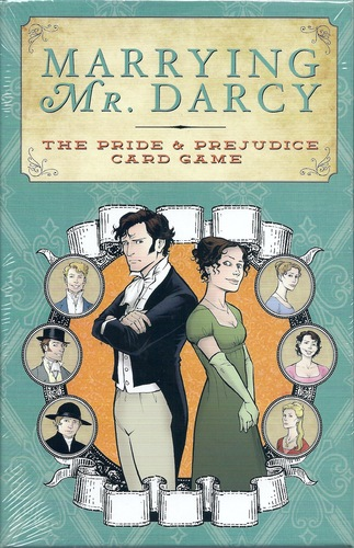 Marrying Mr. Darcy [DAMAGED]