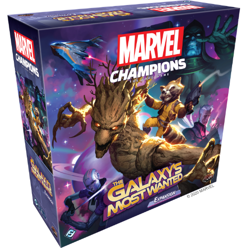 Marvel Champions: LCG: The Galaxys Most Wanted Expansion