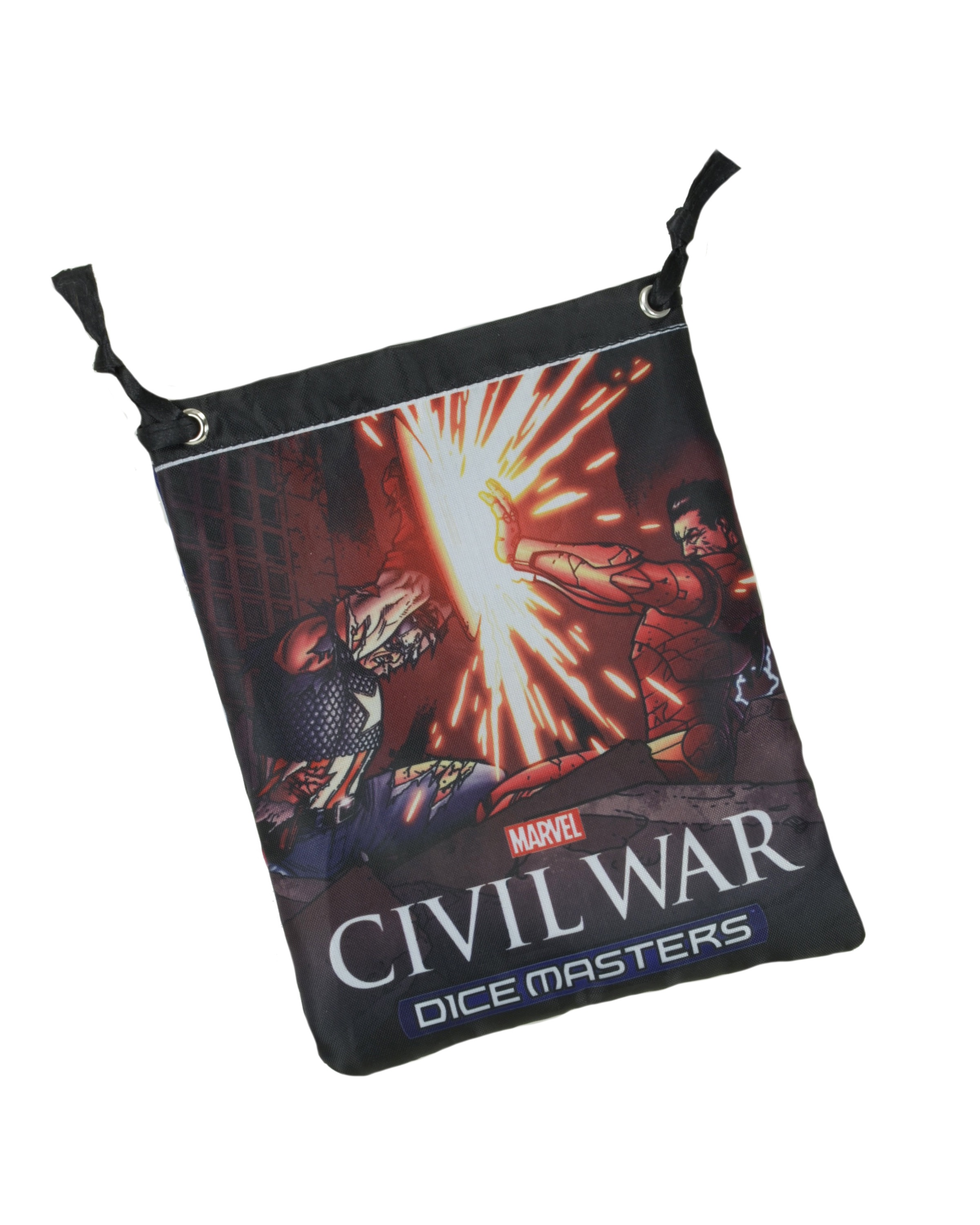 Marvel Dice Masters Captain America Civil War: Dice Bag