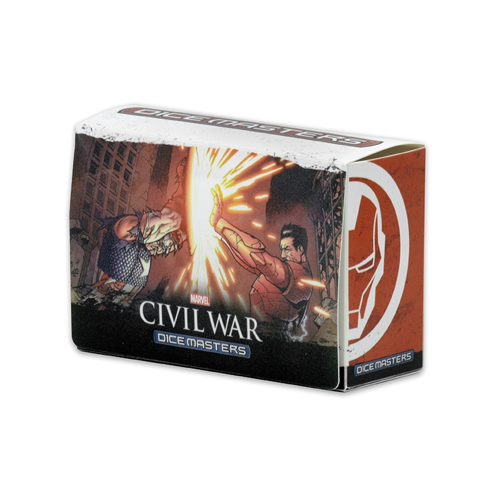 Marvel Dice Masters Captain America Civil War: Team Box