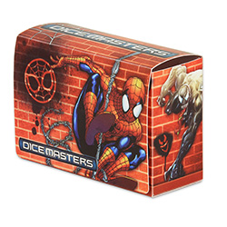 Marvel Dice Masters The Amazing SpiderMan: Team Box