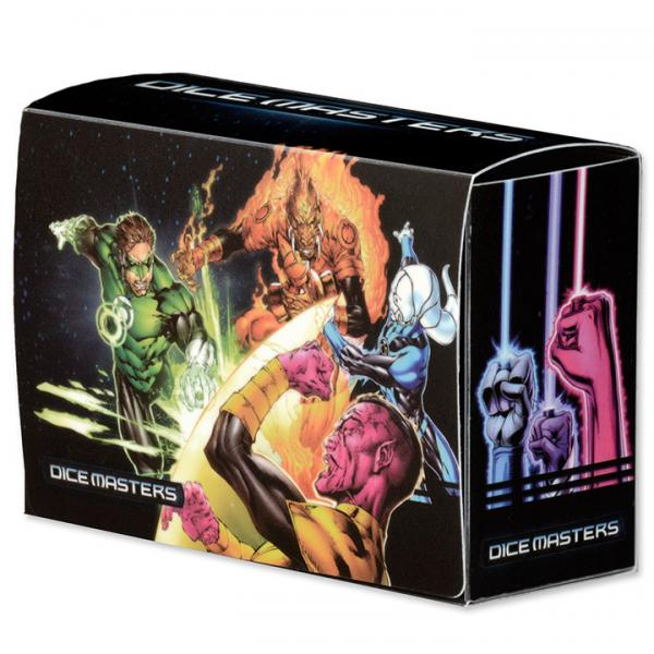 Marvel Dice Masters War of Light: Team Box