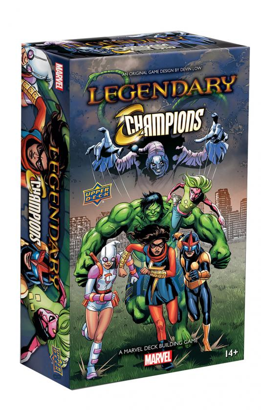 Marvel Legendary: Champions