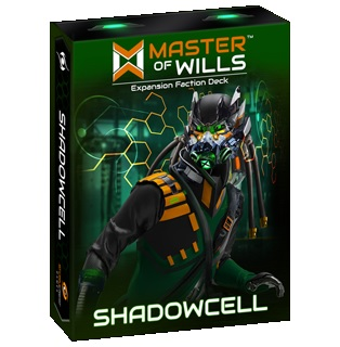 Master of Wills - Shadowcell