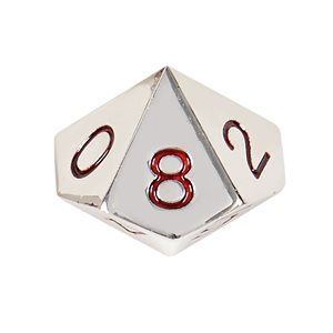 Metal Die: 10 Sided
