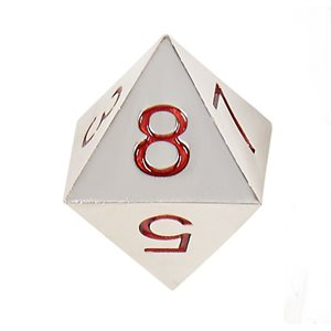 Metal Die: 8 Sided