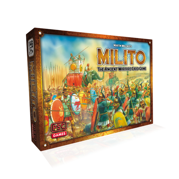 Milito: The Ancient Warfare Card Game