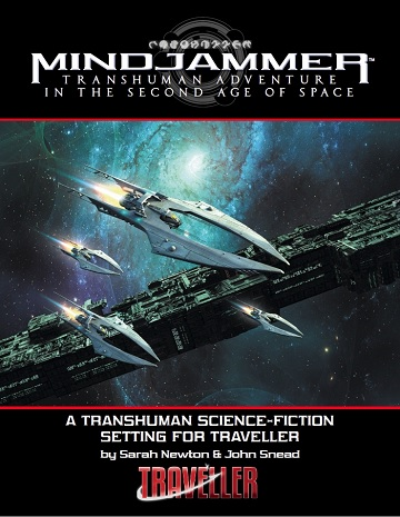 Mindjammer: Traveller Edition