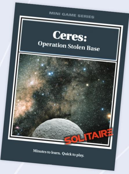Mini Game Series: Ceres - Operation Stolen Base
