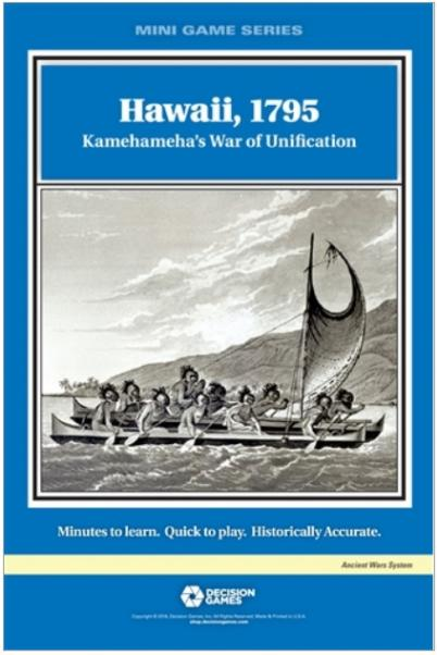 Mini Game Series: Hawaii, 1795 - Kamehamehas War of Unification