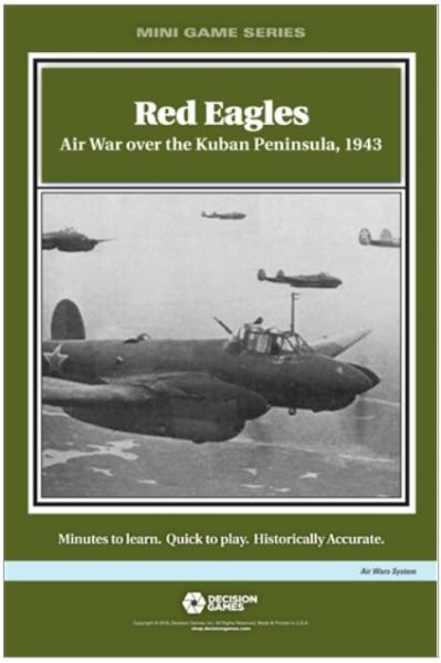 Mini Game Series: Red Eagles - Air War over the Kuban Peninsula, 1943