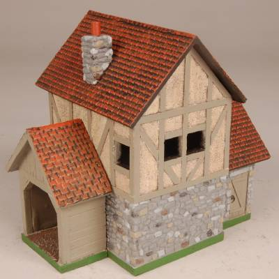Miniature Building Authority: 28mm Eurovillage: Pritchard House