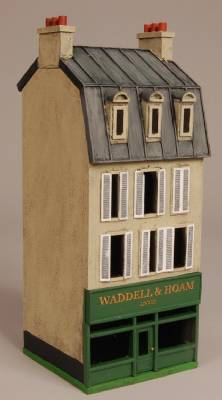 Miniature Building Authority: 28mm Eurovillage: Waddell & Hoams