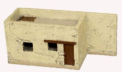 Miniature Building Authority: 28mm Middle Eastern: Chinars House