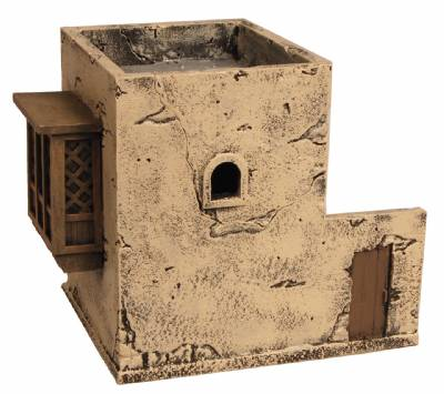Miniature Building Authority: 28mm Middle Eastern: Faisals House