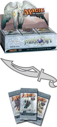 Magic the Gathering: Mirrodin: Booster Pack