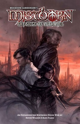 Mistborn: House War - The Siege of Luthadel Expansion