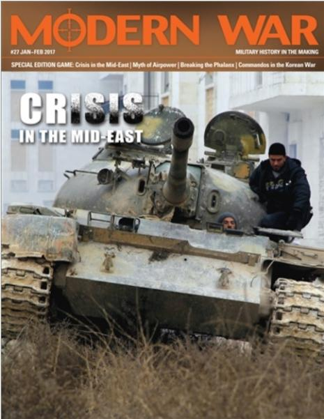 Modern War #027: Modern Battles II - Crisis in the Mid-East