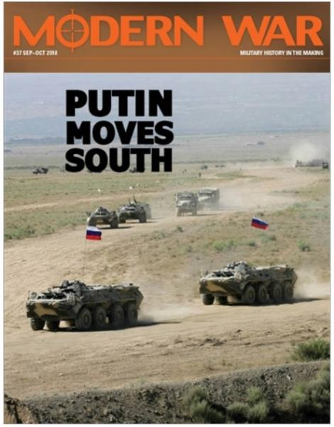 Modern War #037: Putin Moves South