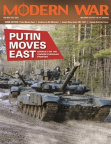 Modern War #050: Putin Moves East
