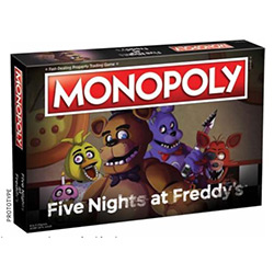 Monopoly: Five Nights at Freddy